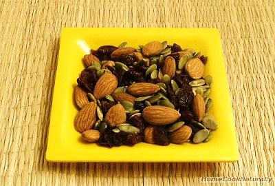 Almond Trail Mix