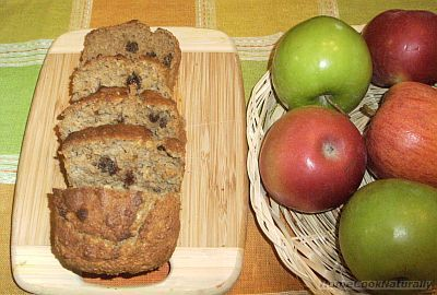 Apple Walnut Bread