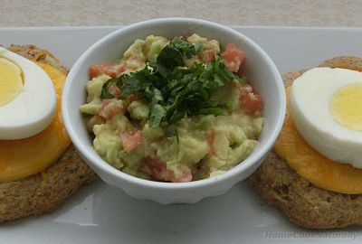 Avocado Tomato Spread