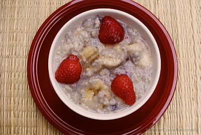Berry Banana Cereal