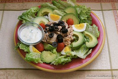 salmon-avocado-salad